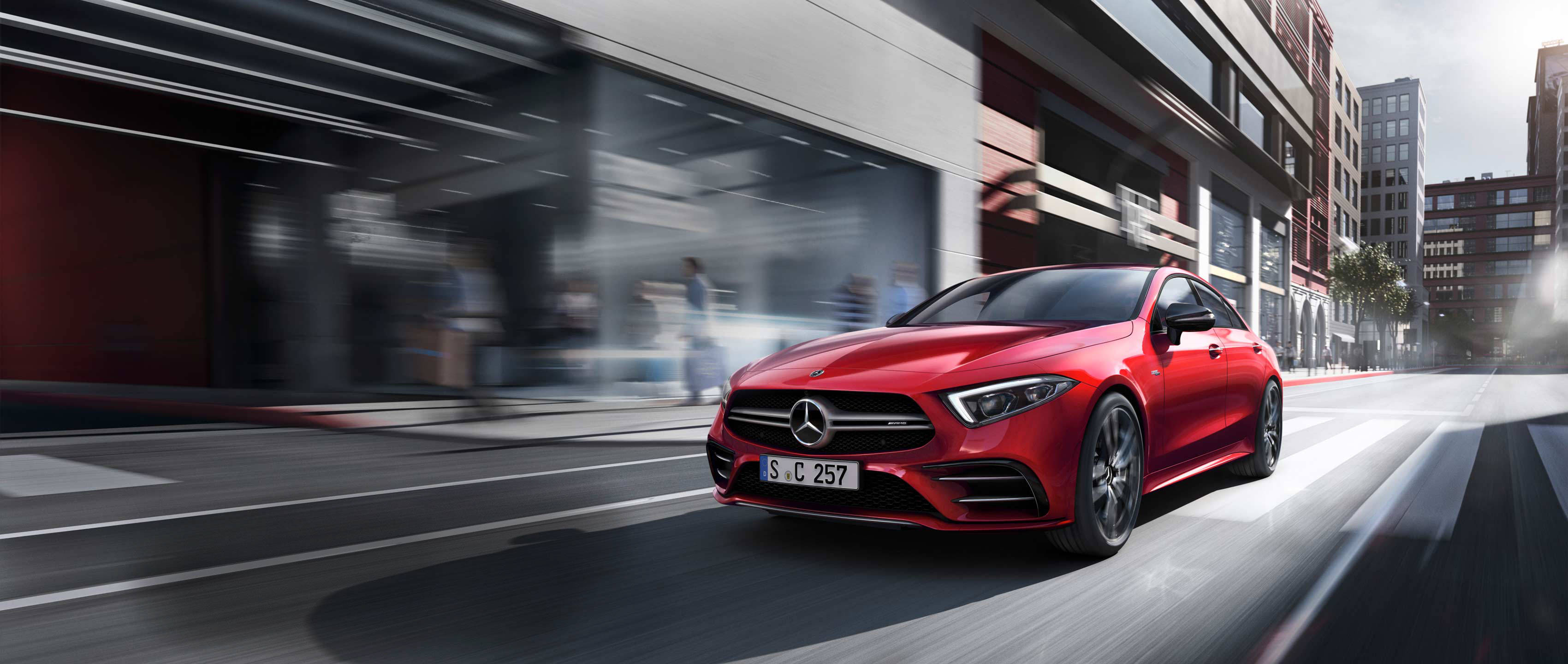 Top safety features that mercedes benz offers for Mercedes benz us international