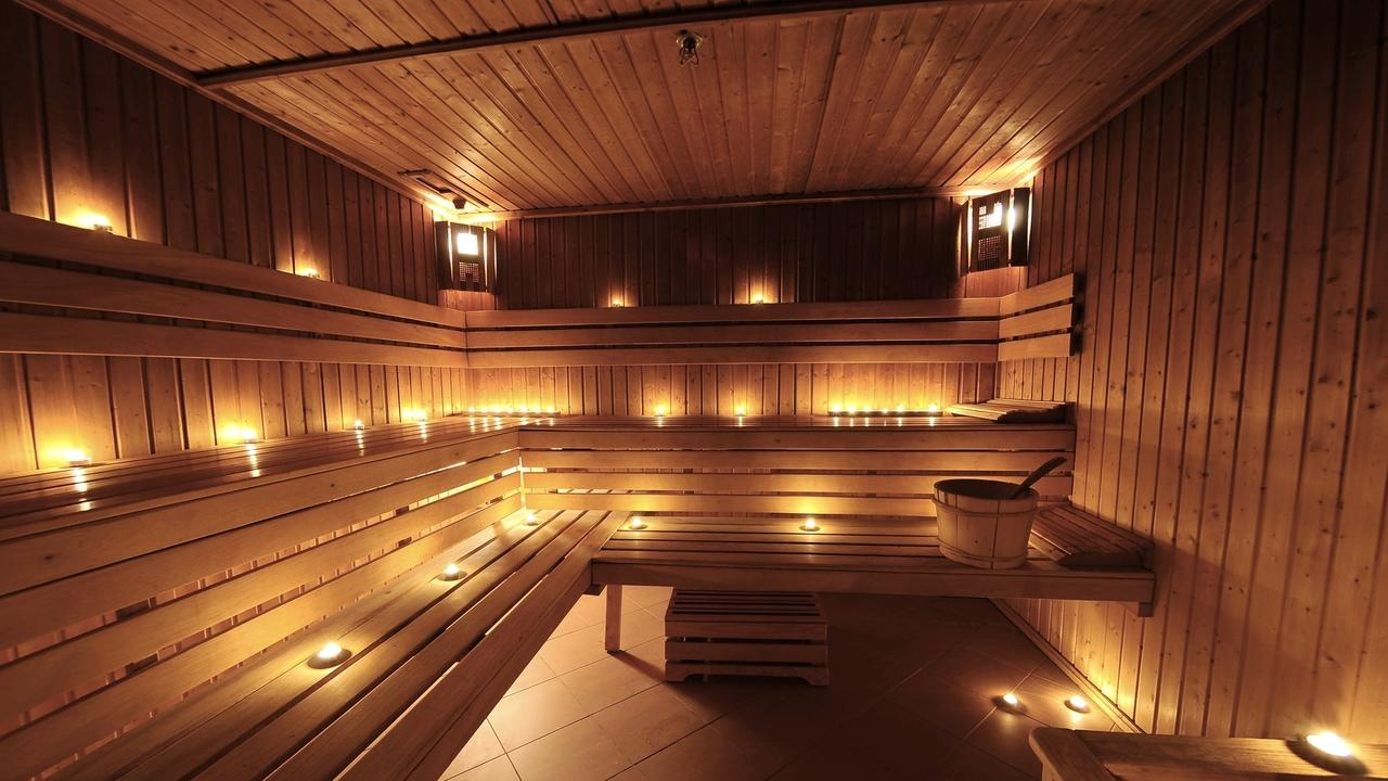 Finnish Adults Benefit from Added Sauna Use. How About the
