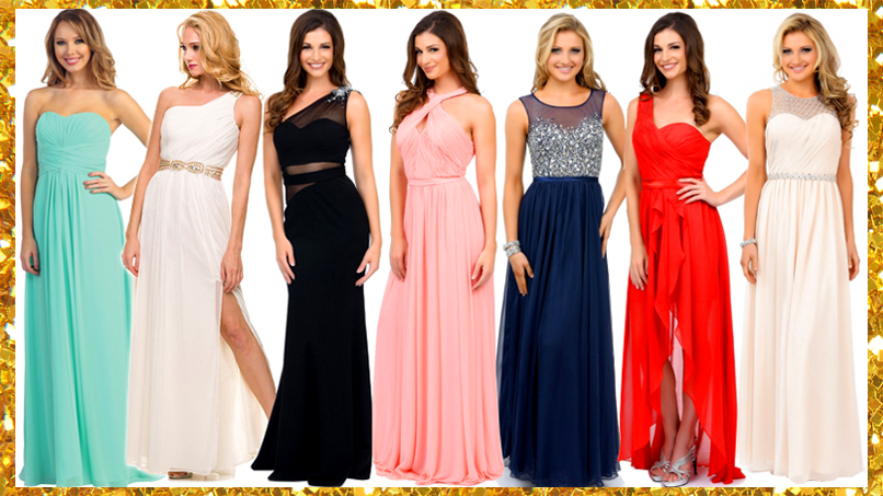 Prom Dresses for Good Colors