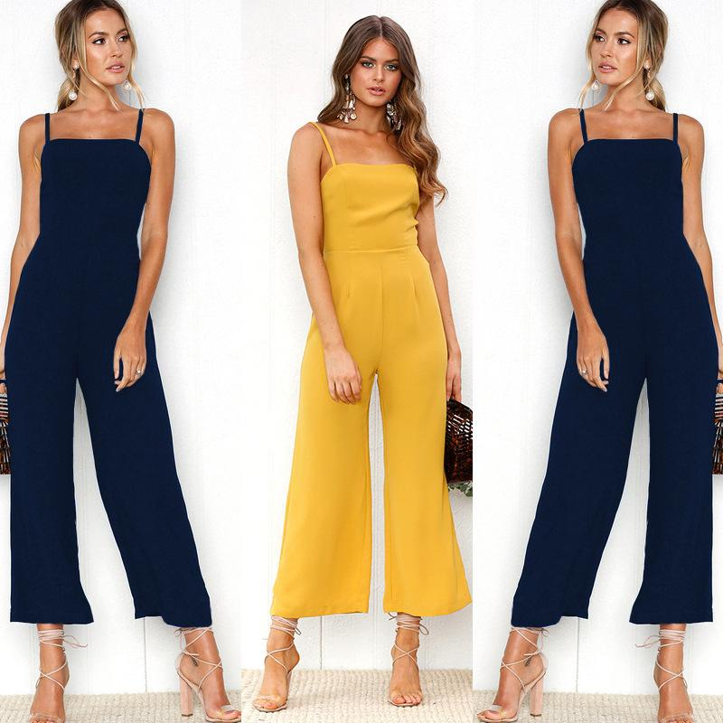 Image result for solid jumpsuit