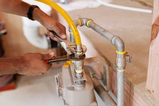 Image result for gas plumber""