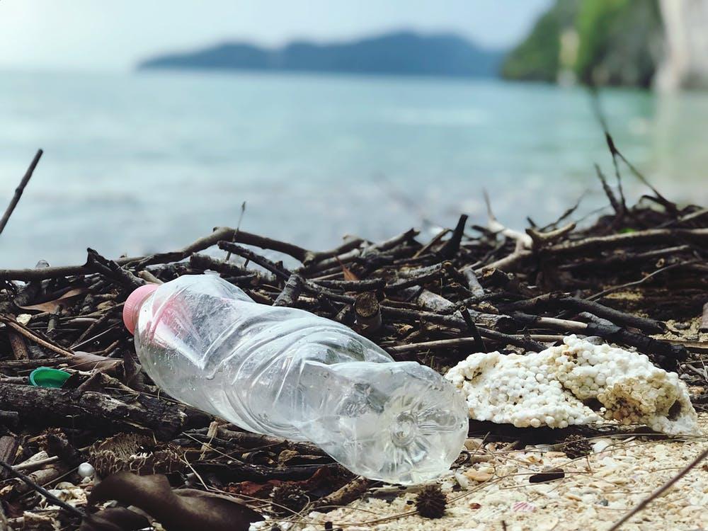Close-Up Photo of Plastic Bottle